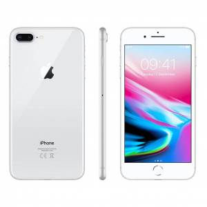 Apple iPhone 8 Plus, Grade B / 64GB / Sølv