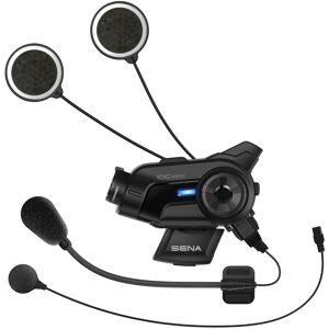 Sena 10C Pro Bluetooth kommunikasjonssystem og Action-kamera Svart en størrelse
