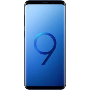 Samsung GALAXY S9 PLUSS - 64 GB, coral blue for kun 359,- pr. mnd. ( GALAXY S9 PLUS64GB BLU )