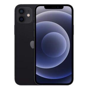 Apple iPhone 12 mobiltelefon 64 GB black for kun 338,- pr. mnd. ( 12 64GB BLACK )
