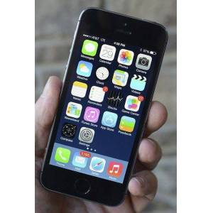 Apple iPhone SE 16GB Rymdgrå (beg) (Klass B)