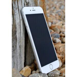 Apple iPhone 6S 64GB silver (beg) (Klass B)