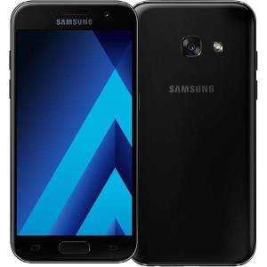 Samsung Galaxy A3 2017 16GB Black (Beg) (Klass A)