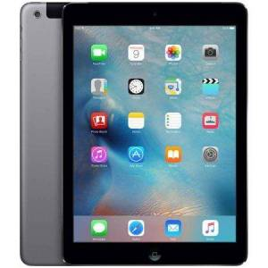 Apple Begagnad Ipad Air 1 16GB Wifi Svart Grade B