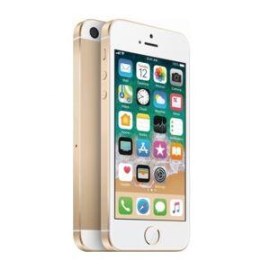Apple Begagnad iPhone SE 16GB Guld Olåst i bra skick Klass B