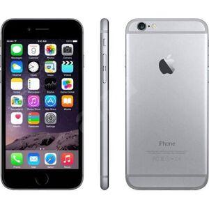 Apple Begagnad iPhone 6 32GB Svart (rymdgrå) Olåst i Okej skick Klass C