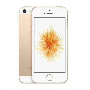 Apple iPhone SE 64GB Vit/Guld