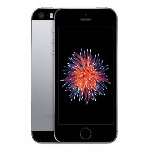 Apple iPhone SE 64GB Svart/Grå