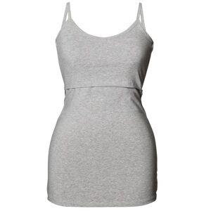 Boob Classic Nursing Singlet - Light grey