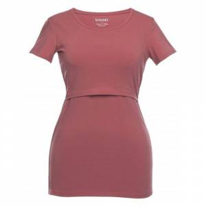 Boob, Classic s/s top, faded rose
