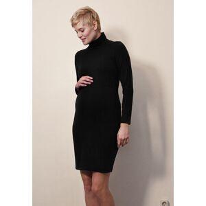 Boob, Jackie Polo Dress, Black