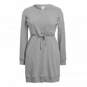 Boob, B·Warmer dress, grey melange