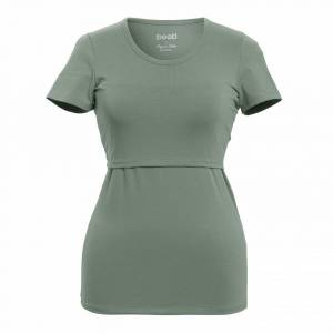 Boob, Classic s/s top, green surf