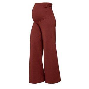 Boob Oono Wide Pants Tandoori Red XS