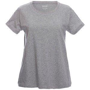 Boob The Shirt T-Shirt Grå Melange 34