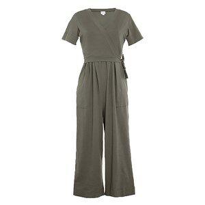 Boob Amelia Jumpuit Olive Leaf Amningklänningar