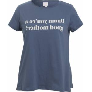Boob Chari-Tee Mother, Country Blue XS