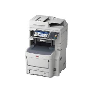 Oki MC780dfnvfax - Multifunksjonsskriver - farge - LED - A4 (210 x 297 mm) (original) - A4 (medie) - opp til 40 spm (kopiering) - opp til 40 spm