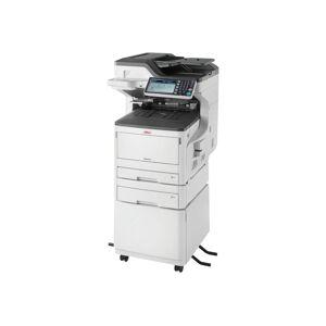 Oki MC873DNCT - Multifunksjonsskriver - farge - LED - 297 x 431.8 mm (original) - A3 (medie) - opp til 35 spm (kopiering) - opp til 35 spm (trykking)