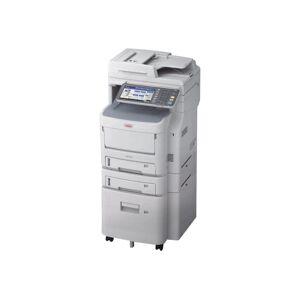 Oki MC760dnvfax - Multifunksjonsskriver - farge - LED - 216 x 356 mm (original) - A4 (medie) - opp til 28 spm (kopiering) - opp til 28 spm (trykking)