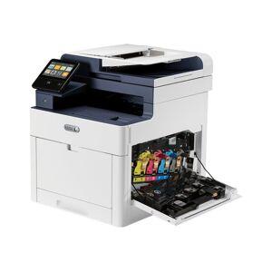 Xerox WorkCentre 6515V_DNI - Multifunksjonsskriver - farge - laser - Legal (216 x 356 mm) (original) - A4/Legal (medie) - opp til 30 spm (trykking) - 300 ark - Gigabit LAN, Wi-Fi(n), USB 3.0