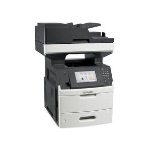 Lexmark 24T8103 Lexmark Laserskriver Multifunksjon Sort/Hvitt MX710dhe