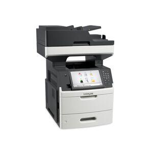 Lexmark 24T8106 Lexmark Laserskriver Multifunksjon Sort/Hvitt MX711dhe