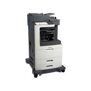 Lexmark 24T8133 Lexmark Laserskriver Multifunksjon Sort/Hvitt MX812dfe