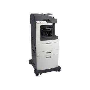 Lexmark 24T8141 Lexmark Laserskriver Multifunksjon Sort/Hvitt MX812dxfe