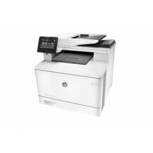 HP Color LaserJet Pro MFP M477fdw - Färg / Wifi / Ethernet