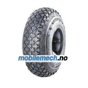 Deli S310 ( 3.00 -4 4PR TT dobbel merking 260x85, NHS, SET - Reifen mit Schlauch )