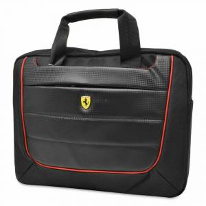"Acer Ferrari Scuderia Collection 11-13"" MacBook Bag - Black"