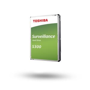 Toshiba S300 PRO SURVEILLANCE HARD DRIVE 6TB, BULK