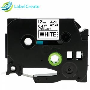 Brother Compatible for Brother Label Printer Label Tape TZe-231 TZe-131 12mm Mix Color for Brother Tze P-touch 12mm Label Maker Tapes