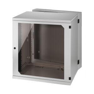 Metalrack vegg 12U RACK-12WP veggmonterte metallrack montert enheter stativ for