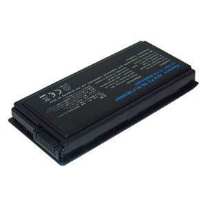 Asus F83SE Batteri till Laptop 10,8/11,1 Volt 4600 mAh