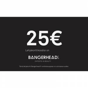 "Bangerhead ""Bangerhead Lahjakortti 25"""