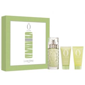 Lancôme O De Lancome EDT & Body Lotion & Shower Ge 125 ml + 2 x 50 ml Presentask