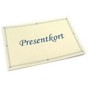 Presentkort (400)