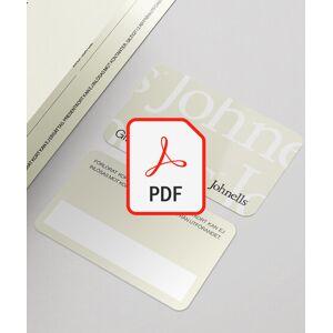 Johnells Digitalt presentkort 2500