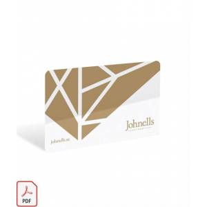 Johnells Digitalt presentkort 5000