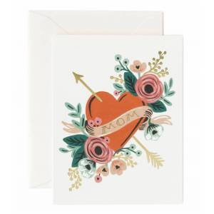 Rifle Paper Co Gratulationskort mom forever card, rifle paper co