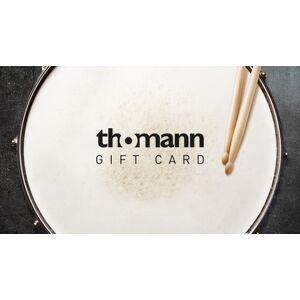 Thomann Gift Certificate 10 EUR
