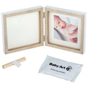 ART Baby Art Avtrykksramme tre firkantet
