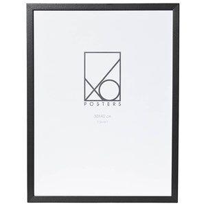 XO Posters Frame Wood 30x40 cm Black