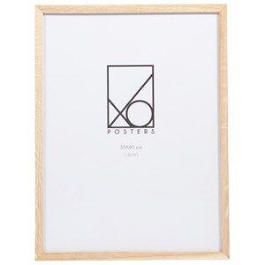 XO Posters Frame Wood 30x40 cm Oak