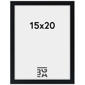 BGA Nordic Edsbyn Svart 15x20 cm