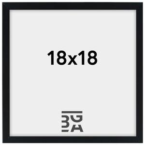 BGA Nordic Edsbyn Svart 18x18 cm