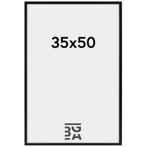 BGA Nordic Edsbyn Svart 35x50 cm