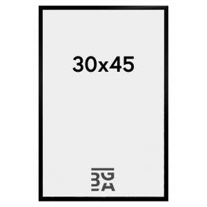 BGA Nordic New Lifestyle Svart 30x45 cm